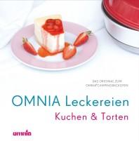 Les friandises du livre de cuisine Omnia - Gâteaux et tartes