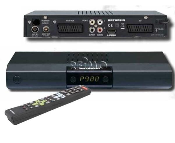 DVB-T-Receiv.230V 676sw