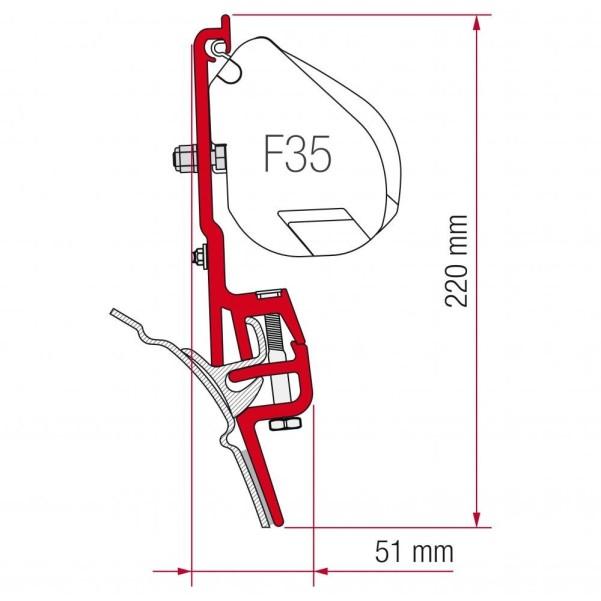 F45 Kit Brandrup VW T4 Brandrup VW T4 (neues Modell)