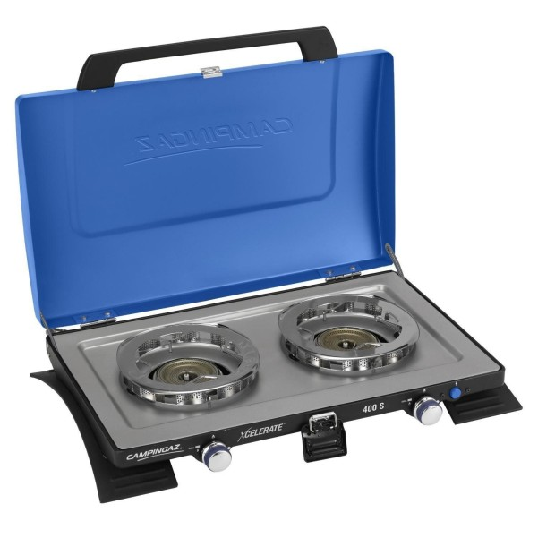 Campingaz 2-burner gas cooker 400 S