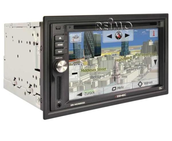 Navigationssystem ZE-NC620D