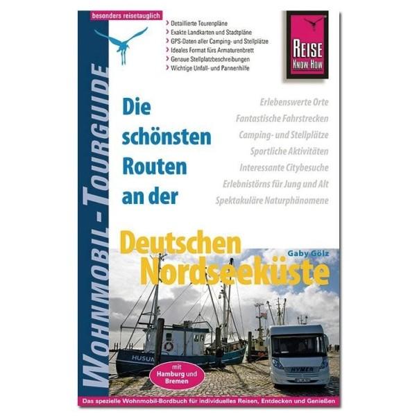 Livre côte allemande de la mer du Nord
