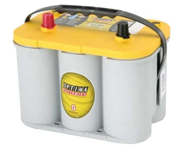 AGM Batterie Optima YTS4.2 55Ah,12V