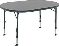 Crespo AP/275 table de camping 130 x 91 cm