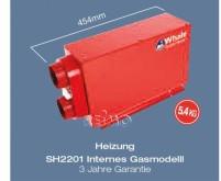 Webasto Einbau Gasheizung 2KW