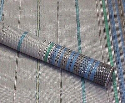 Zeltteppich Arisol Standard, grau, 2,5x4,5m