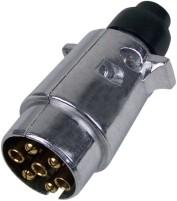Stecker Metall 7-polig