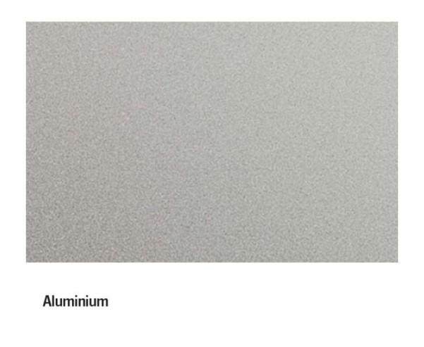Möbelfolie Aluminium