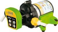 Pompe à eau à pression Lily IQflo 11.1 avec 2 buses à visser de 10 mm