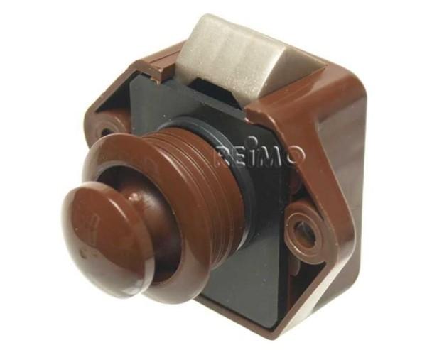 Push-Snap Mini Farbe: braun (lose)