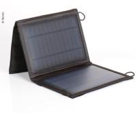 Panneau solaire pliable 7W, sortie USB 1x 5V1,2A, portable