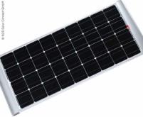 Panneau solaire 100W, y compris les supports, cellules monocristallines