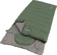 Outwell Countour Lux XL couverture sac de couchage vert