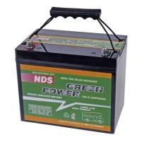 Batterie AGM Green Power 80Ah GP80S