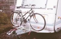 Caravan Deichselträger Polo für 2 Räder