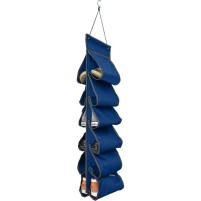 Berger Milo sac à accrocher pour chaussures bleu bleu, gris