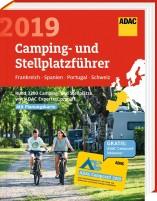 ADAC Camping- und Stellplatzführer Süd-West-Europa