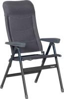 Chaise pliante Westfield Advancer noir anthracite