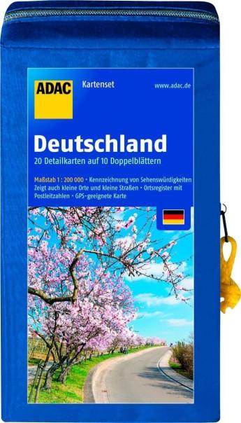 ADAC Straßenkartenset Deutschland