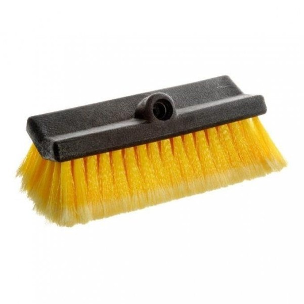 Tête de brosse spéciale