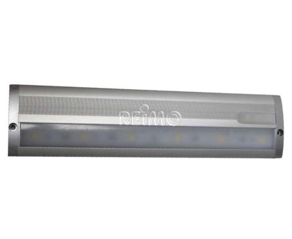 Lumière d'armoire 74x304x14mm 6LEDS 12V