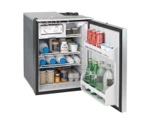 Réfrigérateur à compresseur EL 85 12/24V argent 85Litres