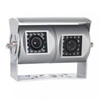 Caméra couleur double objet RVC-7 argent | RVC-7