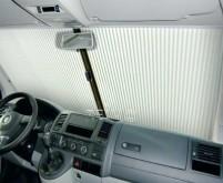 REMIfront Frontscheibenrollo VWT5, grau ab Bj. 201 0, nur für VW T5