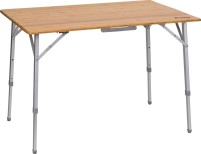Table pliante Berger Carry Deluxe 100 x 72 cm