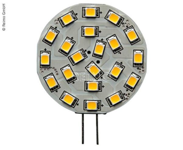 LED G4 Leuchtmittel, 3W, 270 Lumen, 21 warmweisse S MD