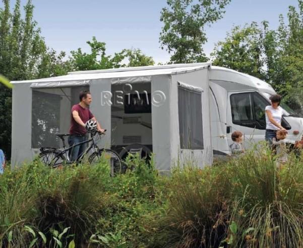 Markisenvorzelt Camp Room PR Medium 3,5m, Anbauhöh e 231-260cm