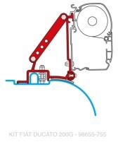 FIAMMA Adapter für F45i/F45iL Duc.ab 06