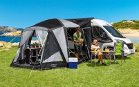 Berger Liberta-XL auvent pour fourgons / camping-cars