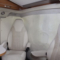 Hindermann Thermovorhang Ducato X250/X290 hellbeige