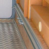 Barres multifonctionnelles Fiamma Barres de garage