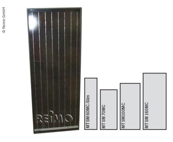 Solarmodul MT-SM 160MC 1480x660x35