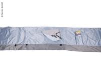 Tablier de sol 600x45cm,incl.2 sacs, sac de transport