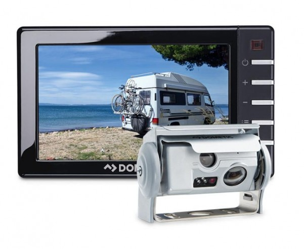 "PerfectView RVS594 m.5""-Monitor + Kamera CAM44"