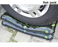 Coussin d'air pour pneus de camping-car jusqu'à une largeur de pneu de 255 mm
