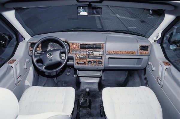 Armaturenveredelung Wurzelh.VW T4 ab 10/98