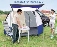 Tour Easy 2+3 Tente intérieure 140x200x200cm