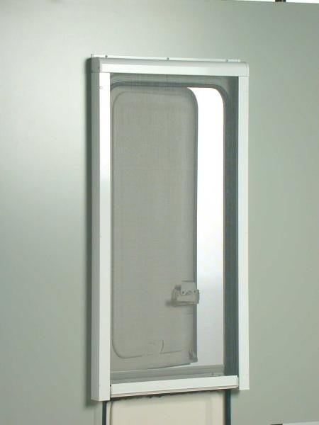 Moskitonetz 61,5x110 cm für geteilte Caravantür
