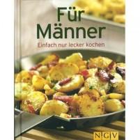 Mini-livre de cuisine pour les hommes