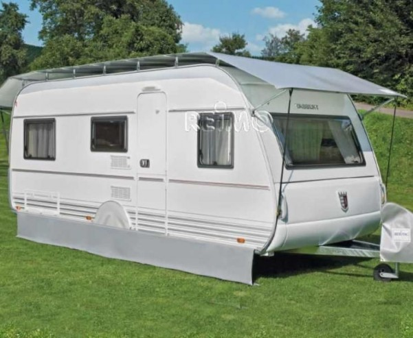 Caravan Schutzdach Record Gr. 7 für Aufbaulänge 59 1-630 cm