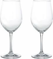 Lunettes à vin blanc en plastique Gimex soufflé 0,25 l 2er Se