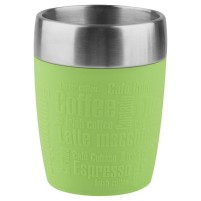 Travel-Tasse grün