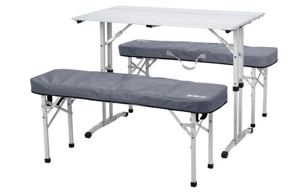 Berger Picknicktisch-Set 90 x 52,5 cm