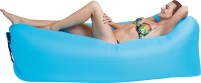 Happy People Luftsessel Lounger To-Go 2.0 blau