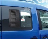 Lüftungsgitter VW Caddy Schiebfenster rechts Stand ard-Variante