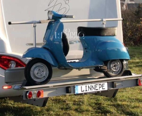 Linnepe Motoradträger Findus für 1 Motorrad, ca.24 kg